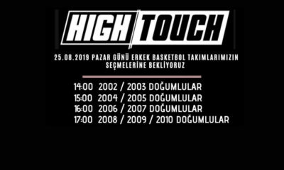 High Touch Sportive